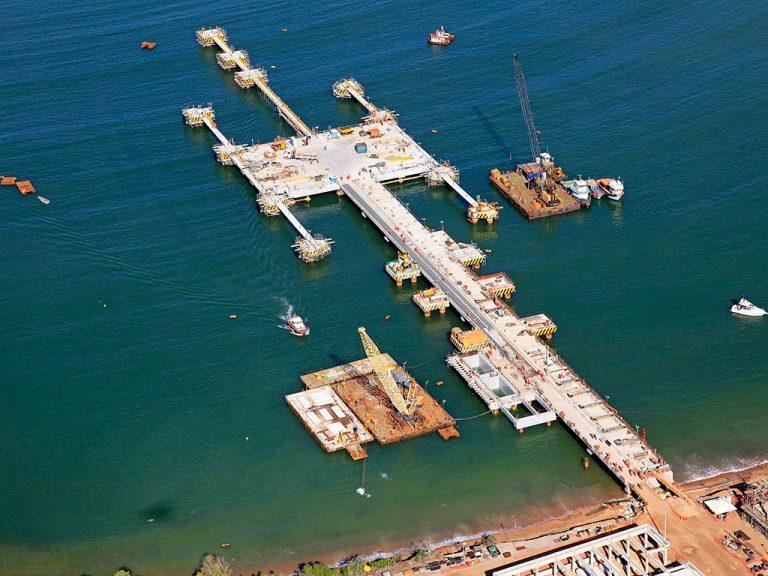 Terminal de Gás Barra do Riacho - ES